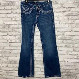 Women's Vigoss Dark wash Bootcut Jeans